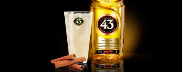 Likör 43 Cocktail - Blanco trifft Zimt