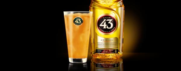 Likör 43 Cocktail - Maracuja