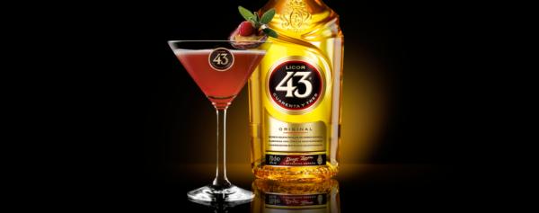 Likör 43 Cocktail - Cranberry