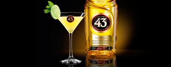 Likör 43 Cocktail - Spanish Margarita